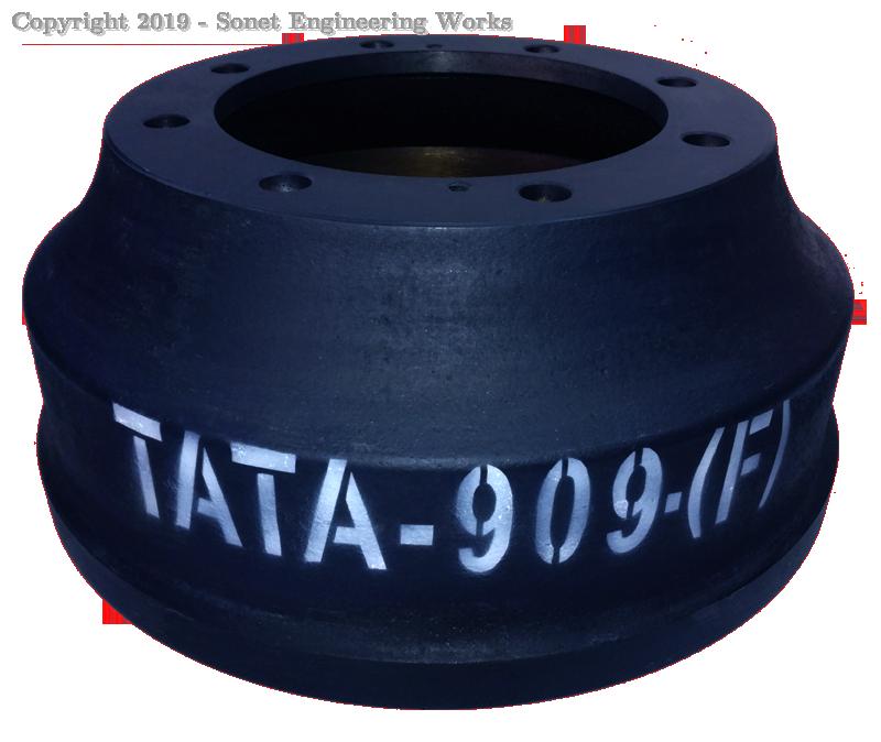 Tata 909 Front