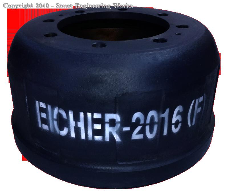 Eicher 2016 Front