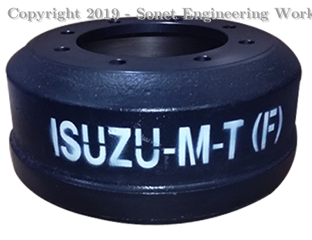 Isuzu MT Front