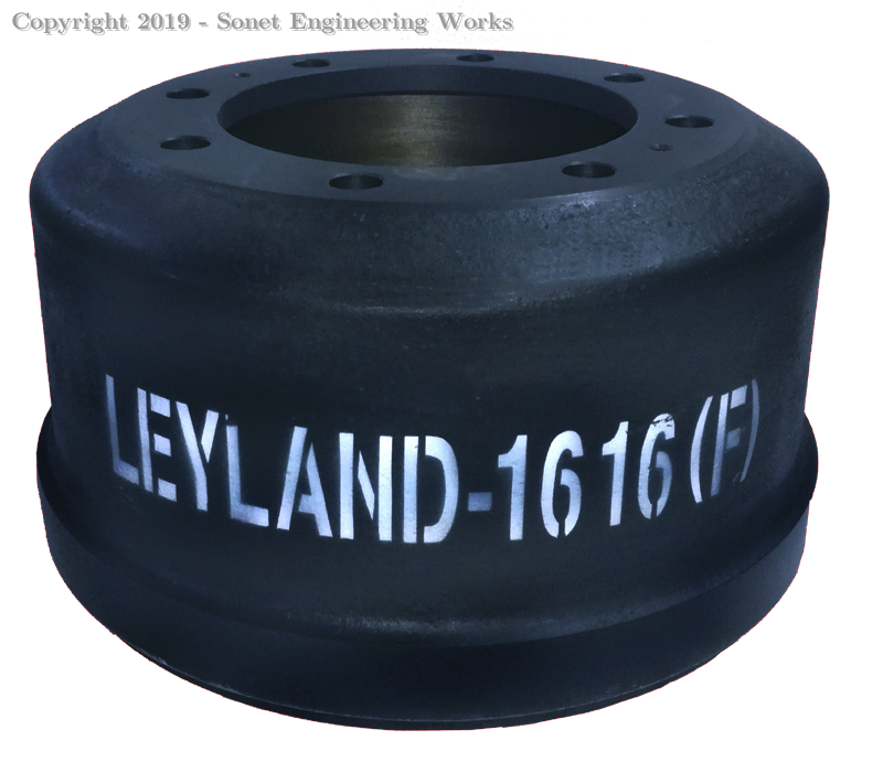Leyland 1616 Front