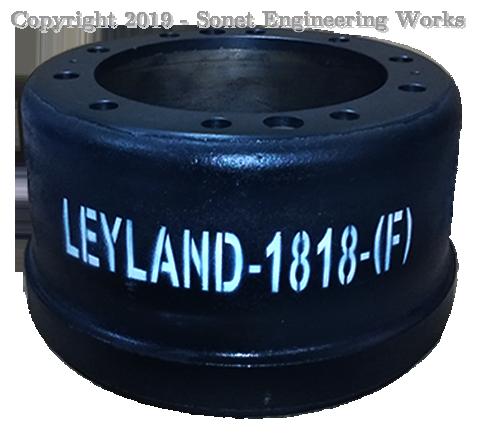 Leyland 1818 Front