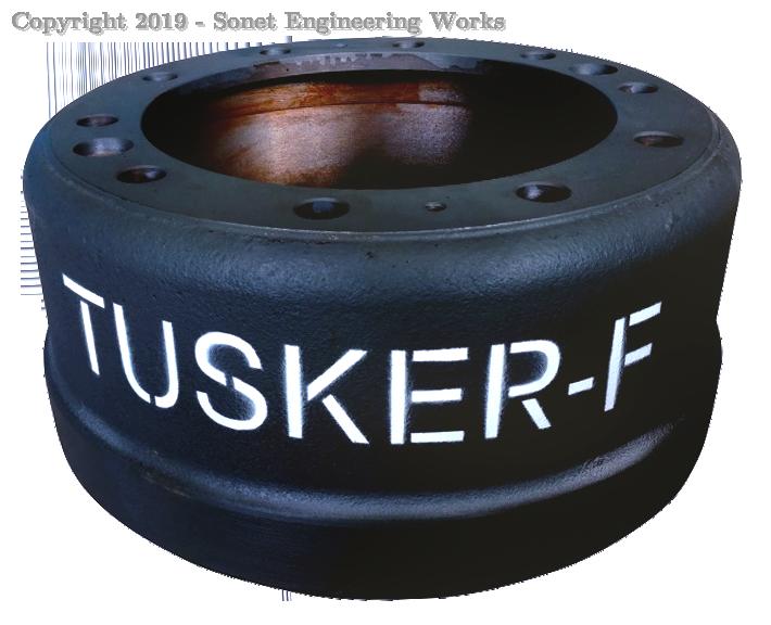 Leyland Tusker Front