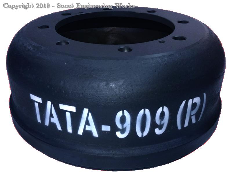 Tata 909 Rear