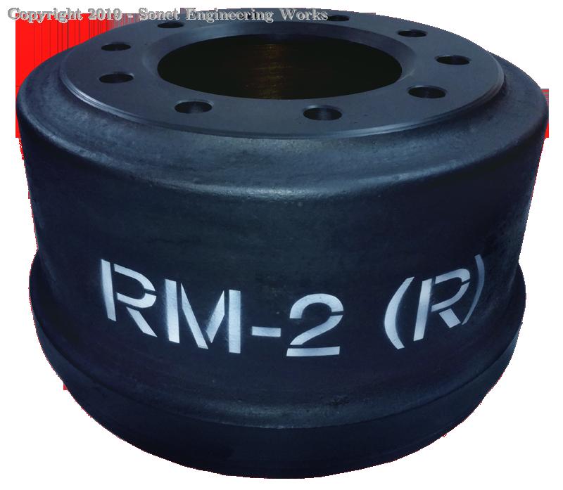 RM2 Rear