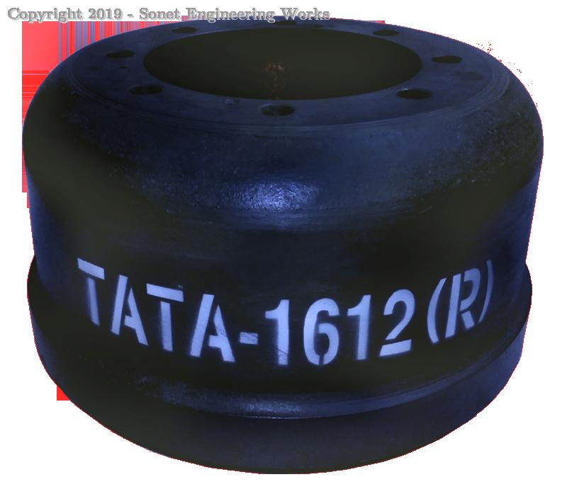 Tata 1612 Rear